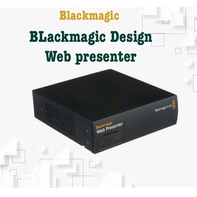 Blackmagic Design Web Presenter بلک مجیک